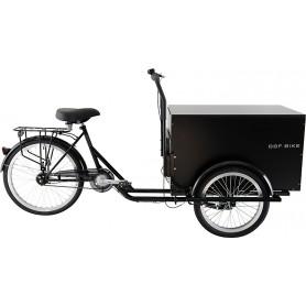 BBF Cargo bike Toronto Unisex 20/24 inch 2019/20 black frame size 38 cm