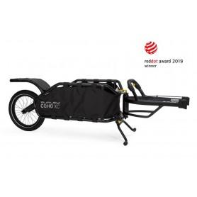 Burley Fahrrad-Lasten-Anhänger Coho XC schwarz