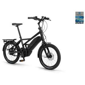 Winora radius tour 500Wh 20 inch 2020/21 City bike black slate frame size 35cm