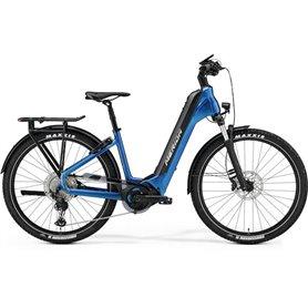 Merida eSPRESSO CC XT 75-Edition EQ E-Bike 2021 blue black frame size L (53 cm)