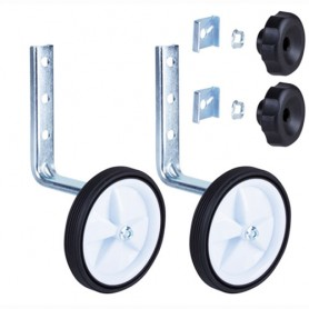 "Bike Training Wheels 12""-20"" suitable for 12""-20"""