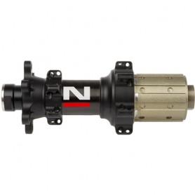 Novatec Hinterradnabe MTB Ultralight 4 in 1 Disc Carbon 28L 10-11-fach-schwarz