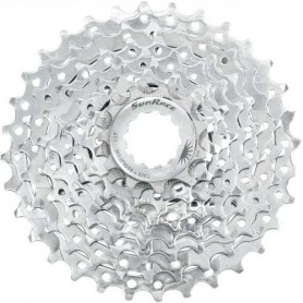 SunRace Cassette 9 spd. satin, 11-34 11-12-14-16-18-21-24-28-34