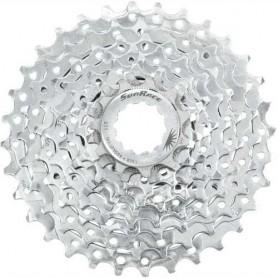 SunRace Fahrrad Kassette 9-fach satin 11-34