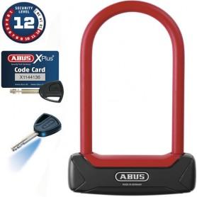 ABUS Granit Plus 640 red L 150mm, W 83, Ø12