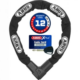 ABUS City Chain 1010 85cm long, Ø 9mm