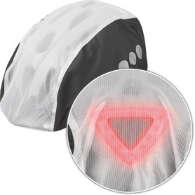 ABUS Bike helmet rain cap Toplight black