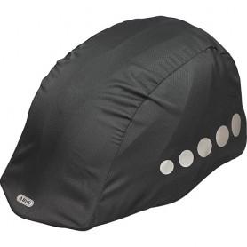 ABUS Fahrradhelm Regenkappe Universal schwarz