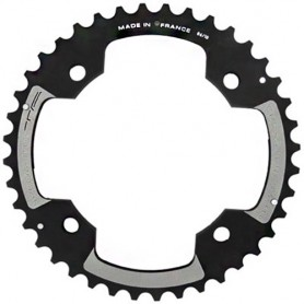 T.A. Chainring Cross 42 black Ø 120 outer
