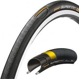 "Continental Fahrrad Reifen Super Sport PLUS | 28"" | 700 x 23C | 23-622 | Draht schwarz"