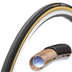 """Continental Giro Fahrrad Reifen Schlauchreifen   28""""   22 x 28   schwarz-transp"""