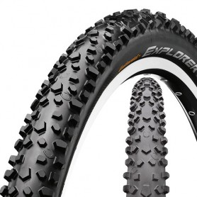 "Continental Explorer Fahrrad Reifen | 20"" | 20 x 1.75 | 47-406 | Draht, schwarz"