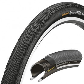 Continental bicycle tyre Speed Ride wire reflex 42-622 black