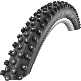 Schwalbe 57-584 Ice Spiker Pro EVO foldable black-skin