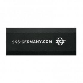 SKS Kettenstrebenschutz aus Neopren 210 x 110 mm / schwarz