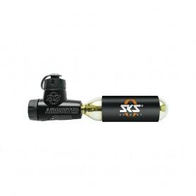 SKS AIRBUSTER CO² Kartuschen Minipumpe / Luftpumpe