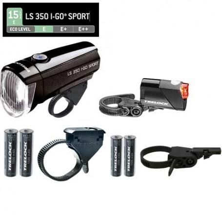 Trelock ls350 I-Go Sport con k ~ negro