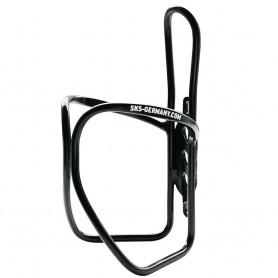 SKS Wirecage Fahrrad Falschenhalter Trinkhalter Behälter 50g Aluminium Schwarz