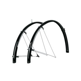"SKS Olympic Racer B35 black 28"" Set"