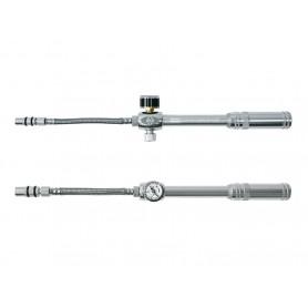 SKS MSP Dämpferpumpe Federgabel Pumpe 20 Bar 150g Aluminium 2 tlg.