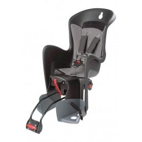 Point Kindersitz BILBY schwarz/grau