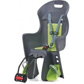 Point Kindersitz Boodie, dunkelgrau-grün