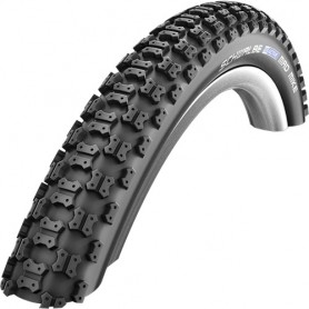 Schwalbe Mad Mike bicycle tyre 57-406 wired black