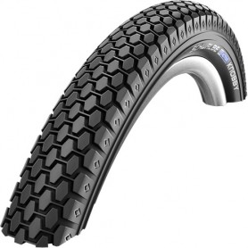 SchwalbeKnobby bicycle tyre 54-406 wired black