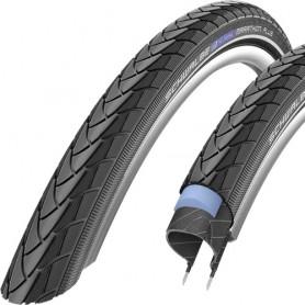 Schwalbe 47-507 Marathon PLUS Wire, Reflex black