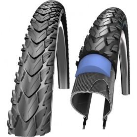 Schwalbe bicycle tyre Marathon Plus Tour wire reflex 42-622 black skin