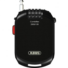 ABUS Combiflex 2503 Zahlen L 120cm 2.5mm stark schwarz