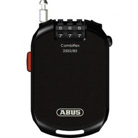 ABUS Combiflex Pro 2502 Zahlen L 85cm 2.0mm stark schwarz
