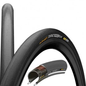 Continental Contact Speed bicycle tyre 28-406 E-25 wired reflective black