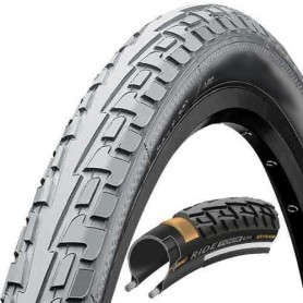 Continental RIDE Tour bicycle tyre 47-622 E-25 wired grey