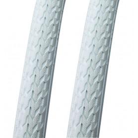 2x Point Faltreifen Fixie Pops Vanilla Rage  700 x 24C weiß