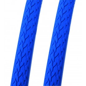 2x Point Faltreifen Fixie Pops Fuzzbuster 700 x 24C blau