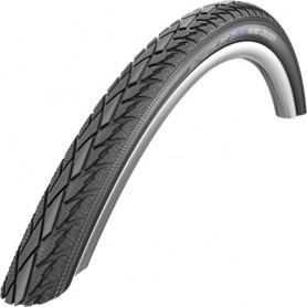 Schwalbe 44-484 RoadCruiser Wired, Reflex black 22x1 1/2