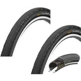 2x Continental 42-622 Speed RIDE Falt, schwarz-skin