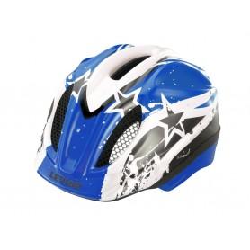 Point Helm Primo blue stars, Gr.S, 46-51 cm