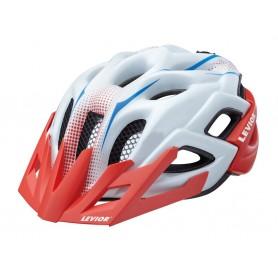Point Helm Status Junior red white matt, M, 52-59 cm
