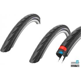 2x Schwalbe Marathon GT bicycle tyre 50-622 E-Bike wired reflective black