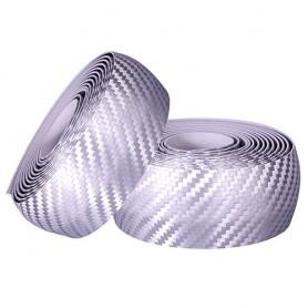 Velox Lenkerband Carbon silber
