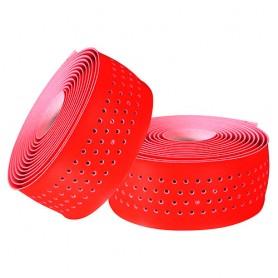 Velox Lenkerband Fluo neon-rot