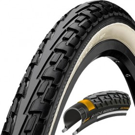Continental RIDE Tour bicycle tyre 47-406 E-25 wired black/white