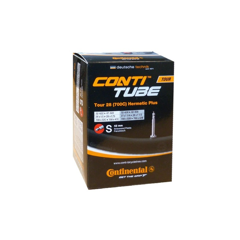 Continental Schlauch Compact 24 DV Hermetic Plus