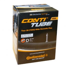 Continental Tube 47-62/622 D40 TOUR 28 wide Hermetic