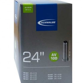 Schwalbe Tube 54-75/507 AV10D-40