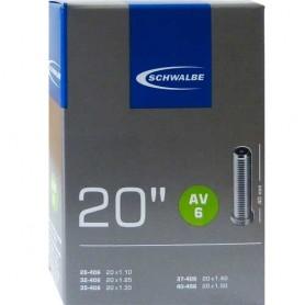 Schwalbe Tube 28-40/406 AV6-40