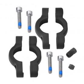 MAGURA Adapter integriert Direct Mount für 1 Bremse schwarz