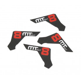 MAGURA MT8 cover-kit, for brake lever assembly left and right - 4 Pcs.